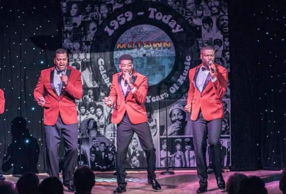 Motown Tribute Show GTS Theatre