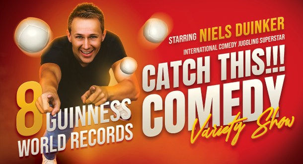 Catch This! Starring Niels Duinker