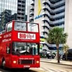 Myrtle Beach History Tour Big Red Bus