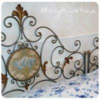 Rustic Forged Iron Furniture
