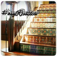 Mexican Stair Riser Tile
