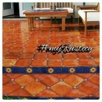 Mexican Rustic Floor Tiles