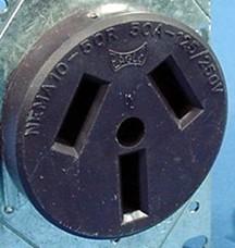 220v plug wiring diagram whirlpool fridge thermostat the 50 amp 120 240 volt 3 pole 4