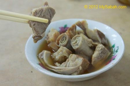 Yu Kee Bah Kuh Tea