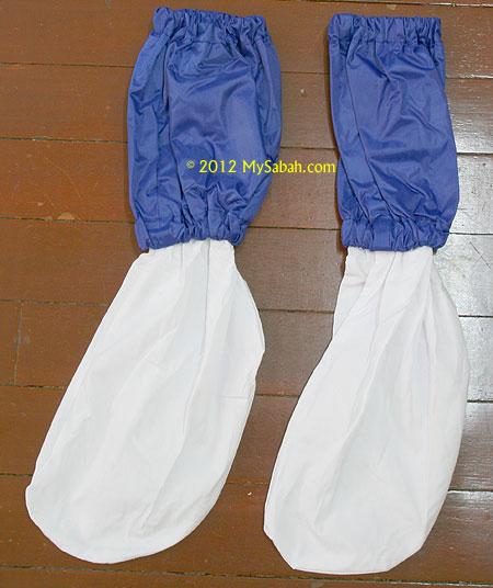 deluxe leech socks