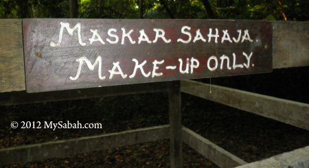 make up area of mud volcano