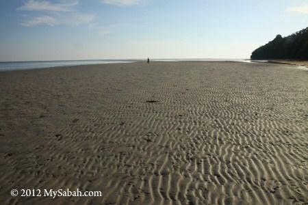 Larai-Larai Beach of Survivor Island