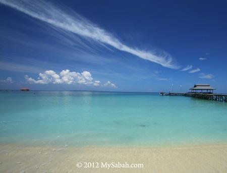 jetties of Survivor Island