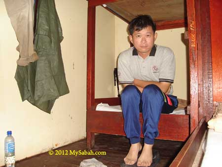room of Laban Rata