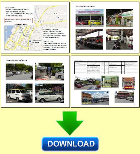 Long-Distance Bus service guide