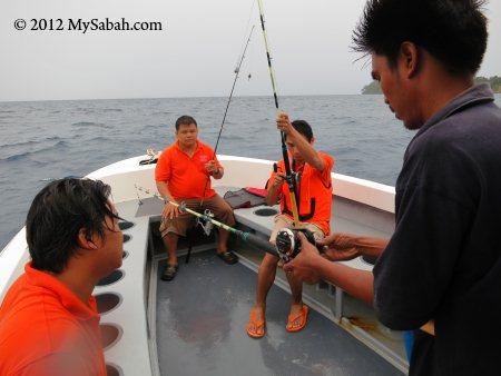 crash course on fishing