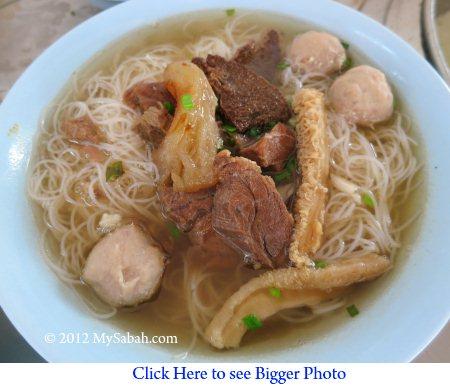 Ngiu Chap Mee Fong (牛杂米粉 / 牛雜米粉)