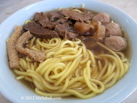 Ngiu Chap Mee (牛杂面 / 牛雜麵)
