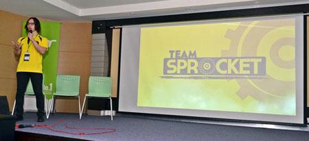 Social Media Gamers by Tristan Lee Riven of Team Sprocket