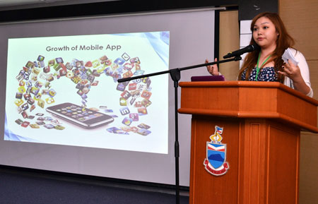 Rise of Mobile Applications & Nuffnang X by Sue Ann Tang