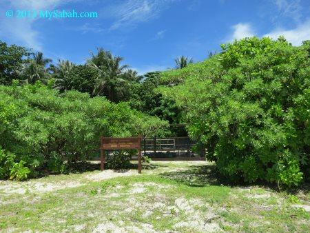 Turtle Hatchery of Sipadan