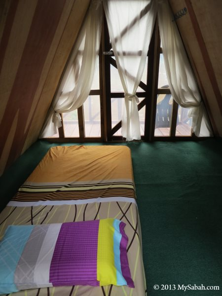 room of Firefly Eco Camp