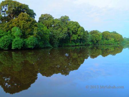 Klias River of Sabah