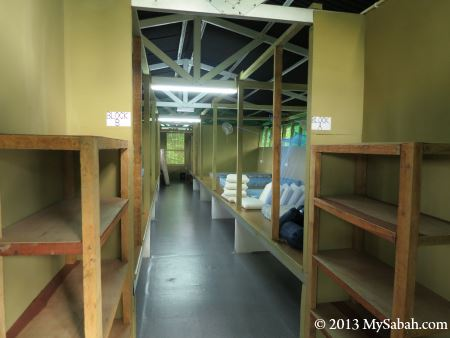 long house of Firefly Eco Camp