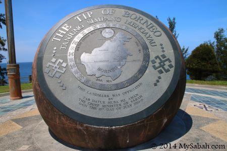 globe monument