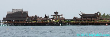 Sipadan Water Village Resort