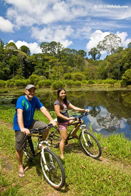 cycling at Taliwas