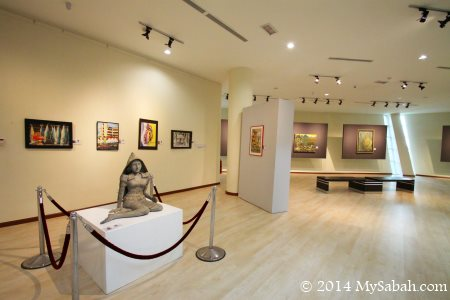 gallery of Sabah Art Gallery