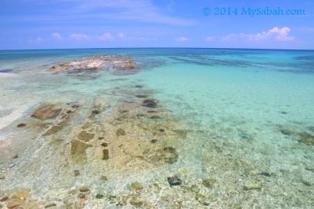 sea of Bak-Bak Beach