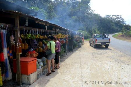 roadside stall