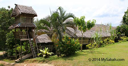 longhouse of Kudat