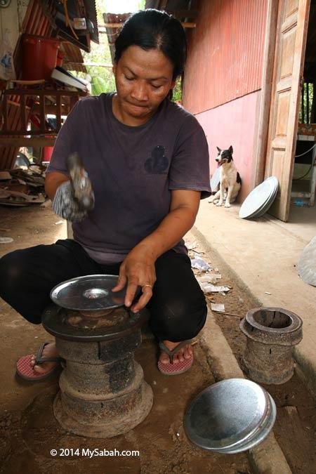 gong making