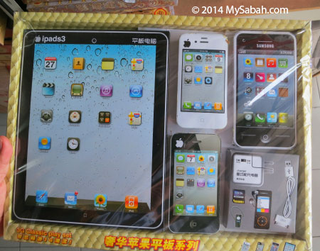 paper smartphone and tablet