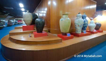 Ceramic Gallery of Sabah Museum