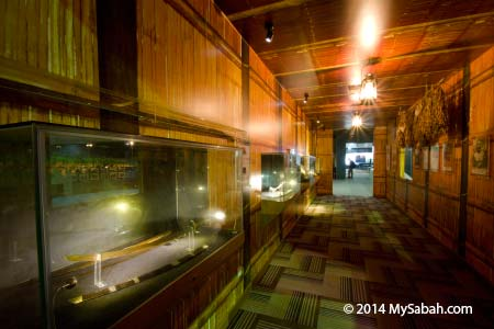 Headhunter Gallery of Sabah Museum