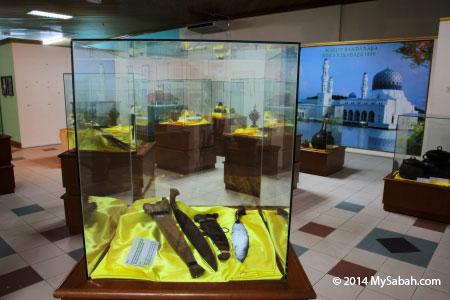 exhibition in 1st floor