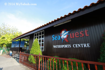 watersports centre