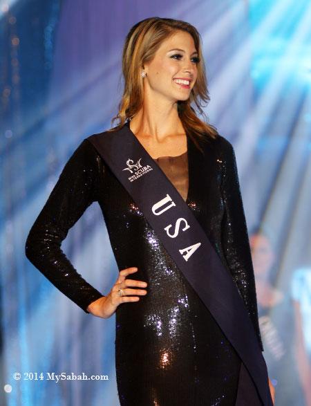 Miss Scuba USA