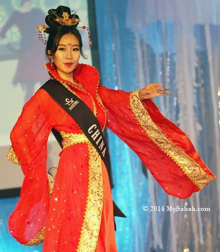Miss Scuba China