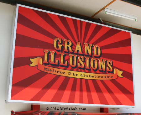 banner of Grand Illusions