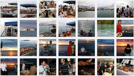Photo album of Sunset Cruise