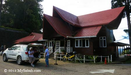 Kinabalu Park HQ