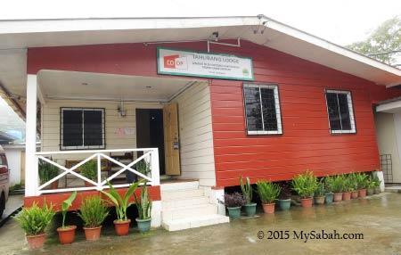 Tahubang Lodge