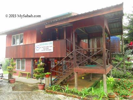Bayu Kinabalu Lodge