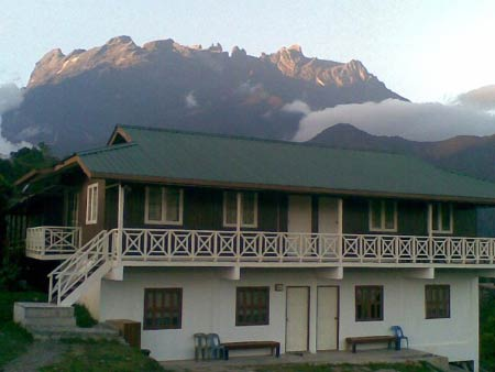 Mount Kinabalu and Ceaser's Place