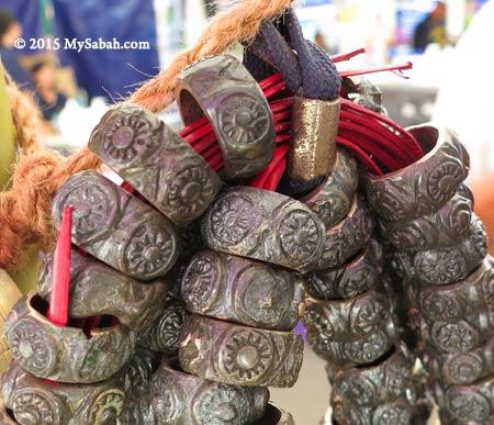 red rattan string of tangkong