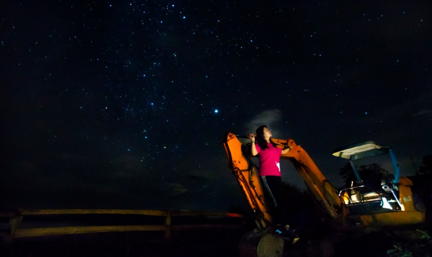 Sugud, the stargazing spot nearest to Kota Kinabalu City