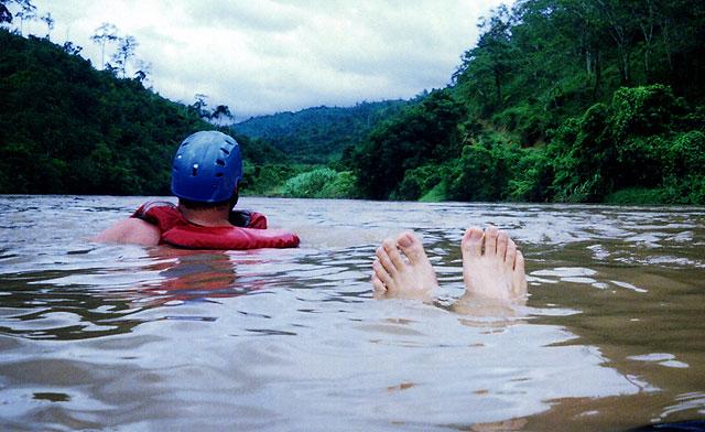 White Water Rafting, Padas River – Part 2 of 3