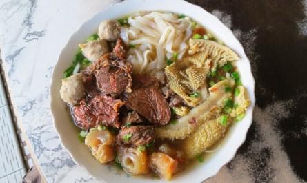Ngau Chap (牛雜米粉)