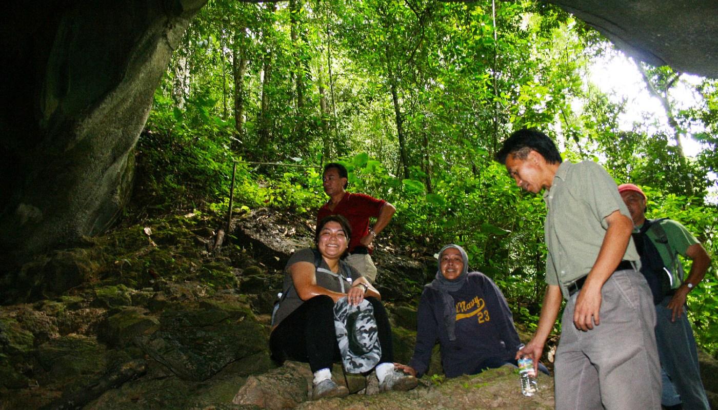Batu Punggul Cave