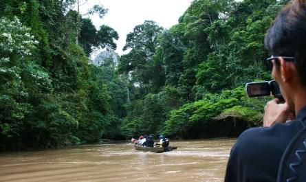 boat to Batu Punggul